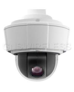 AXIS P5512 Compact PTZ Dome Network Camera with 12x zoom.