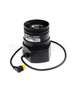 Original M12 2.8mm lens for AXIS M3004. Focus tool included