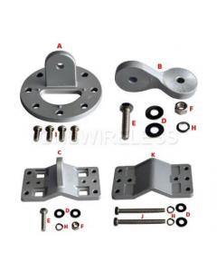 8000-UMK, Outdoor Universal Mounting Kit for TMP.11; TMP.16; TMP8000; AP-8000MR