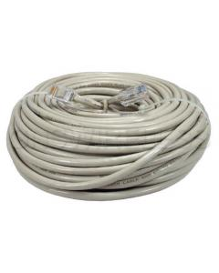 ETH-STP-75, 75m outdoor, RJ45 terminated, UV Rated, STP Shielded CAT5e cable, Sale price while supplies last