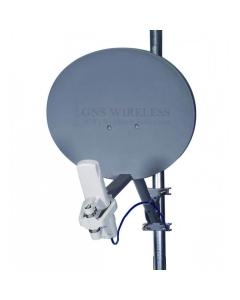 4 Pack 5.7GHz Canopy Backhaul w/ Reflector