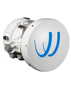 EtherFlex 26GHz Link, Base ODUs of 100 Mbps full-duplex capacity, upgradeable to 364 Mbps. Band 1