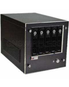 64-Channel Desktop Standalone NVR with 5 HDD Slots