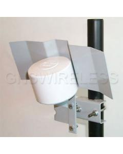 GNS-1427, 13dBi, 2.4-2.5 GHz Outdoor, 120 Degree Multi-polarized Sector WLAN Antenna with N-type Female connector for 802.11B/G/N Access Points.  Includes Pole Mount Hardware.