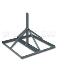 "Non-Penetrating Roof Mount 60"" Mast, 1.25"" OD"