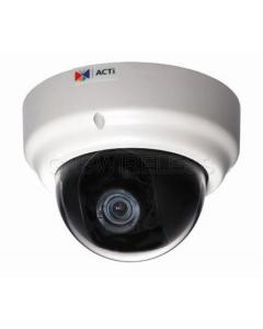 H.264/MPEG-4/MJPEG 3.6x optical zoom, 4-Megapixel IP Day and Night Fixed Dome Camera