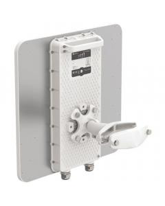 866Mbps Point to Point Wireless Network Bridge | High Power, High Throughput for Voice/Video/Data | 5 Mile Complete Link
