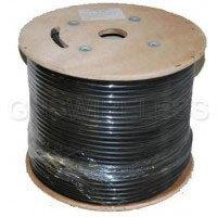 600-Series Low Loss Coaxial, Bulk Cable, 500ft. Spool