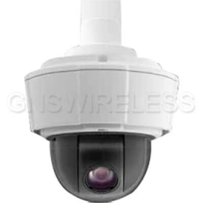 AXIS P5522 PTZ Dome Network Camera with 18x optical zoom, D1 resolution