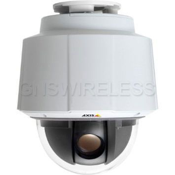 AXIS Q6042 IP52 PTZ dome camera with 36x optical zoom.