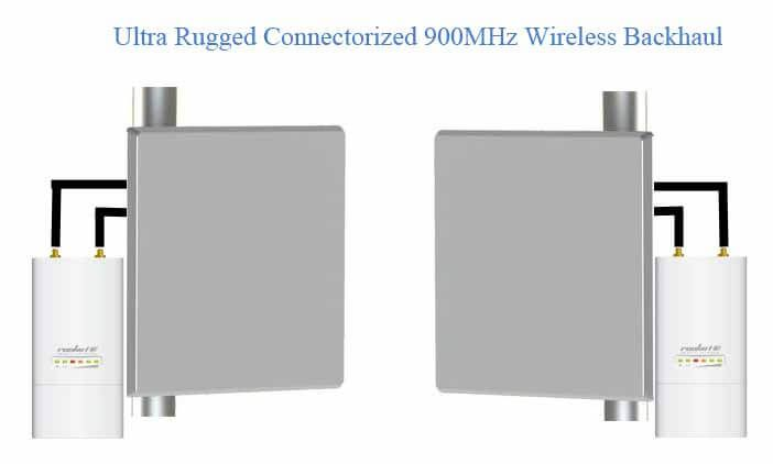 900MHz Non Line Of Sight Wireless Bridge