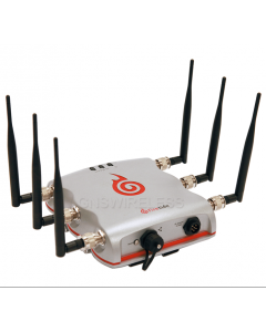 HotPort 5020 Edge Node, Outdoor MIMO 802.11n Single Radio Only, 2.4GHz/4.9GHz/5GHz, 400 mW