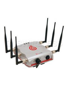 50 Mbps Wireless Link, Outdoor MIMO 802.11n, 2.4GHz/4.9GHz/5GHz, 400 mW