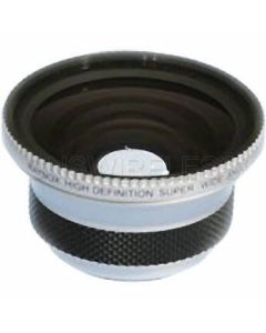 Super wide angle conversion lens 0.5X for AXIS Q1755.