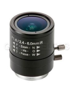 TA-LENS LWIR Thermal camera lens 19mm for AXIS Q1921