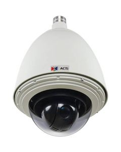 KCM-8211, 2MP Outdoor PTZ Camera with D/N, Advanced WDR, SLLS, 18x Zoom lens, f4.7-84.6mm/F1.6-2.8, DC iris, H.264, 1080p