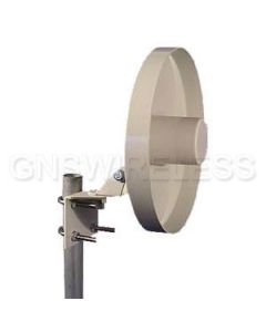 14dBi Echo Series 2.4GHz Backfire Antenna (N-Female Integrated Connector), 10.24""