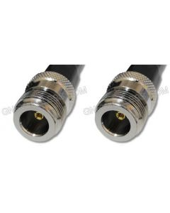 N-Female to N-Female, 240 Series Coaxial Cable
