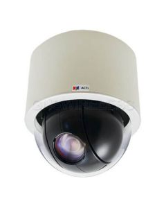 KCM-8111, 2MP Indoor PTZ Camera with D/N, Advanced WDR, SLLS, 18x Zoom lens, f4.7-84.6mm/F1.6-2.8, DC iris, H.264, 1080p