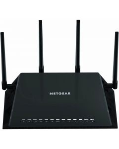 NETGEAR Nighthawk X4S - AC2600 4x4 MU-MIMO Smart WiFi Dual Band Gigabit Gaming Router (R7800-100NAS)