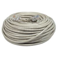 ETH-STP-25, 25m outdoor, RJ45 terminated, UV Rated, STP Shielded CAT5e cable
