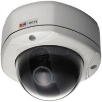 MPEG-4/MJPEG Megapixel Outdoor Day and Night IP Rugged Fixed Dome Camera