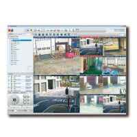 Network Video Recorder S/W, supports 48 channels