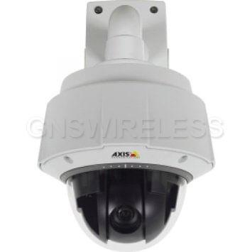 AXIS Q6044-C 60Hz Actively cooled, Outdoor-ready PTZ dome camera with 30x optical zoom.