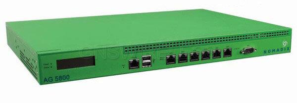 AG5800 Routed Subscriber Module option