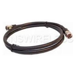 CBL-5054-600-6, 6 ft Super-Low Loss Coaxial Antenna Cable, 1/2