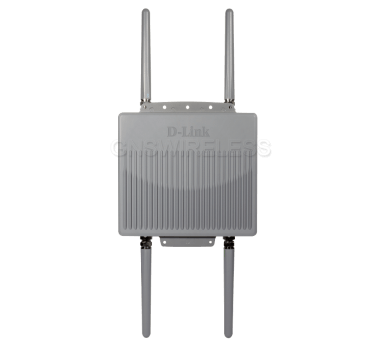D-Link AirPremier Outdoor 11n Access Point with IP67 Rated Case