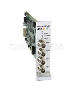 AXIS 240Q Blade version of 4-channel 240Q Video Server Encoder.