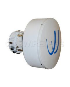 80GHz 1' (30cm) diameter antenna. Price is for one antenna. Two required per link
