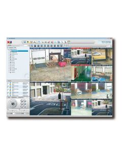 Network Video Recorder S/W, supports 32 channels