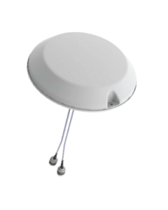 698-960MHz / 1710-2700MHz Multiband 2-port MIMO Ceiling Mount Omni Antenna