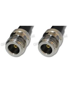 N-Female to N-Female, 600 Series Coaxial Cable