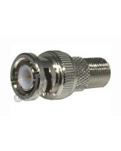BNC-Male Crimp Connector for RG58U, Low Loss 195 coaxial cable