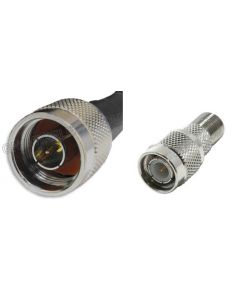N-Male to RP-TNC-Male, 240 Series Coaxial Cable