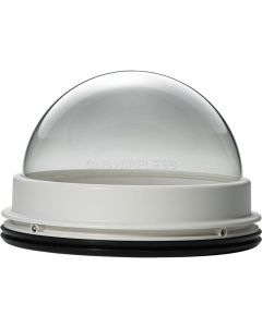 "3"" Dome cover, Smoke, Non-Vandal, for ACM-3001, ACM-3311 and ACM-34x1, TCM-3001, TCM-34X1"