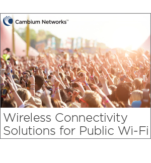 Wireless Connectivity for Public Wi-Fi
