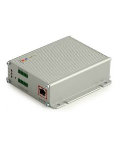1-channel MPEG-4/MJPEG Video Encoder supports up to Full D1 resolution