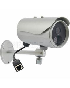 D31, 1MP Bullet Camera , IR, Fixed Lens, f4.2mm, H.264, 720p