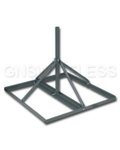 "Non-Penetrating Roof Mount 30"" Mast, 2"" OD"