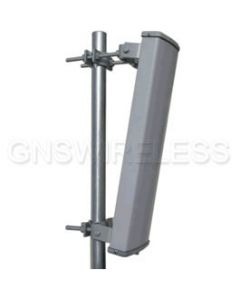 16.3dBi 3.3-3.8GHz 65 Degree Dual Slant Sector Antenna, NF Connector