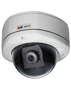 KCM-7111, H.264/MPEG-4/MJPEG 4-Megapixel IP Day and Night Vandal Proof Outdoor Fixed Dome Camera